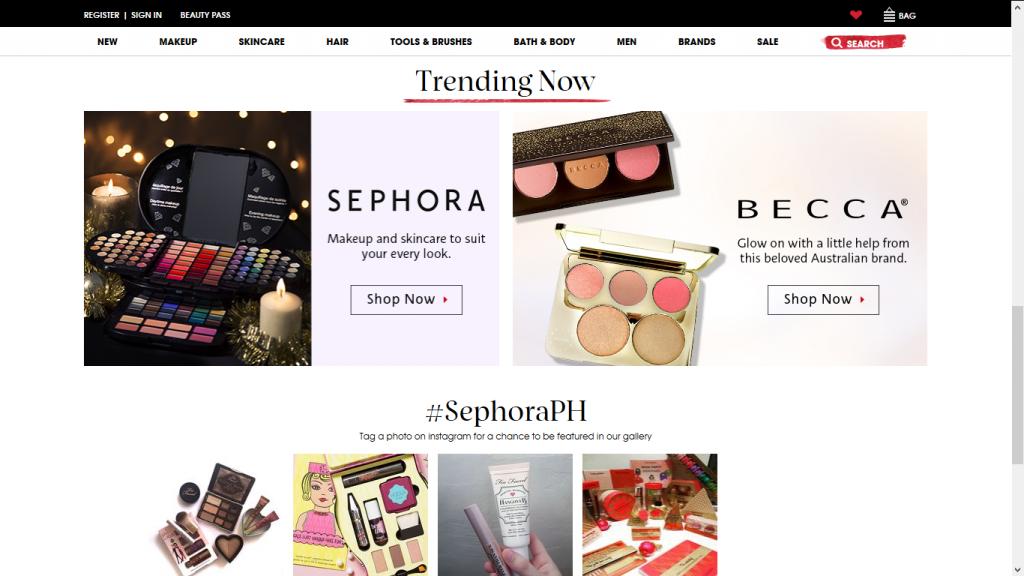 sephora trends