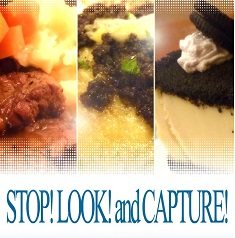 Stop! Look! and Capture!