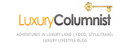 luxury columnist