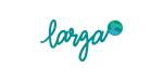 Larga logo